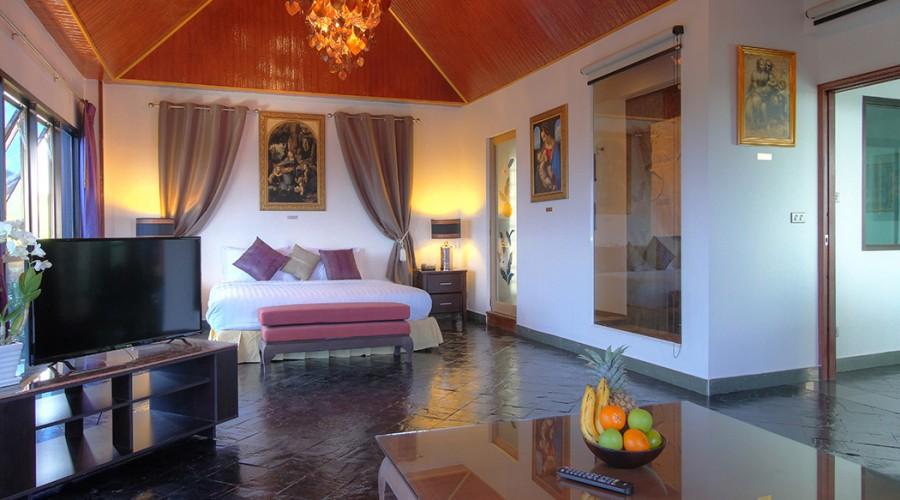 Da Vinci Room Penthouse Phuket Hotel 1