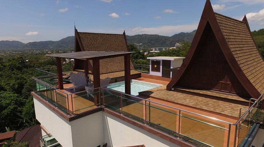 Leonardo Room Penthouse Phuket Hotel 3