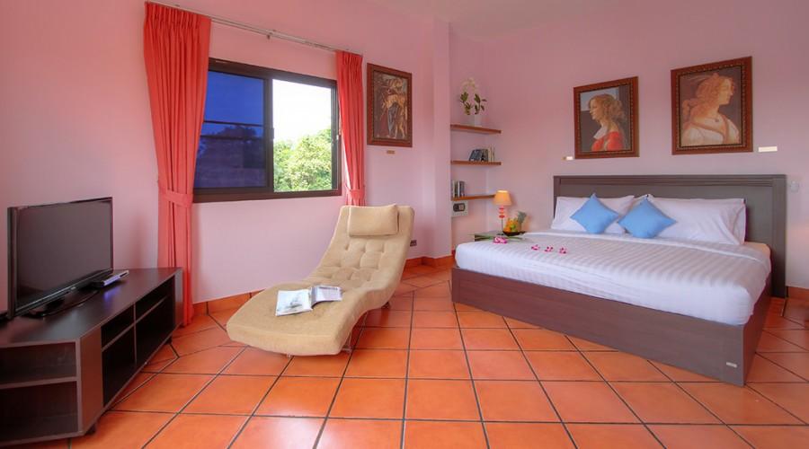 Botticelli Room Penthouse Phuket Hotel 4