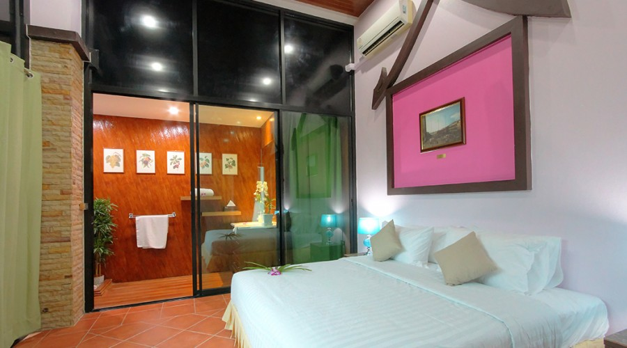 Canaletto Room Penthouse Phuket Hotel 1