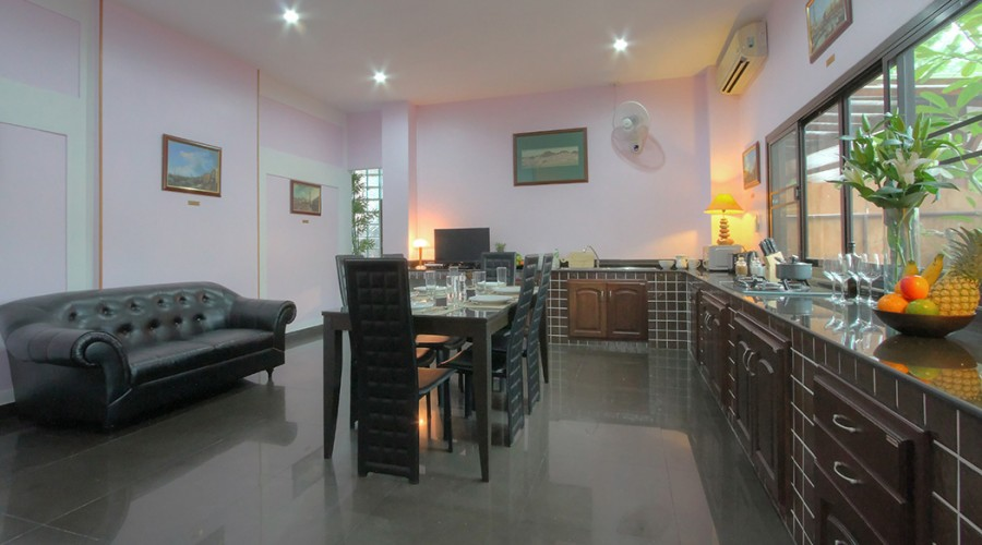 Canaletto Room Penthouse Phuket Hotel 7