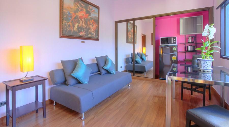 Poussin Room Penthouse Phuket Hotel 4