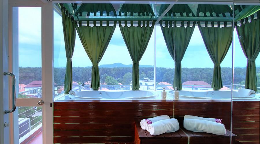 Poussin Room Penthouse Phuket Hotel 5
